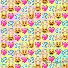 Emoji Background  Pinterest: Princess Kiara