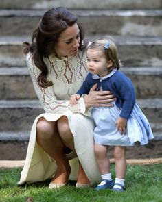 Witness Prince George and Princess Charlotte at Peak Cuteness