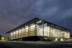 Gallery of Youth Arena / Vigliecca & Associados - 15