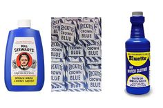Learn about bluing and how it works to whiten laundry or darken blue jeans. Step by step tips on how to use bluing correctly.