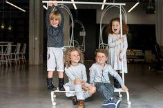 cool kids wear gray