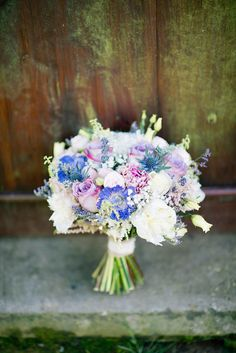 Purple and lilac bridal bouquet  | Photography by http://shuttergoclick.photoshelter.com/
