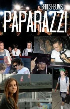 """Read """"Paparazzi (One Direction)"""" #fanfiction #humor"""
