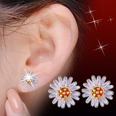 Efficient Kinel 2017 New Fashion Crystal Flower Big Earrings For Women Gun Black Luxury Rhinestone Vintage Jewelry Christmas Gift Earring To Enjoy High Reputation At Home And Abroad Furniture