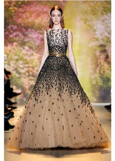 Zuhair Murad spring summer 2014 haute couture collection