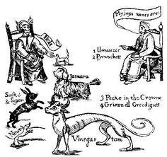 Witchcraft familiars and familiar spirits. From the American Folkloric Witchcraft blog.