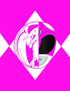 The Pink Power Ranger Power Rangers Poster, Power Rangers 2017, Pink Power Rangers, Mighty Morphin Power Rangers, Power Ranger Party, Power Ranger Birthday, Ranger Verde, Gabriel, Power Rangers Megazord