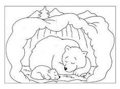 Hibernating Bear Coloring Pages Free - Printable Coloring Pages Polar Bear Coloring Page, Heart Coloring Pages, Preschool Coloring Pages, Animal Coloring Pages, Coloring Pages To Print, Free Printable Coloring Pages, Free Coloring Pages, Coloring Sheets, Adult Coloring