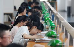 Gaokao, A Test That Decide Your Future !