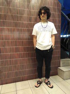 【RAEN】レイン 夏の必需品! 身長171cm パンツ (S)
