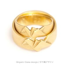 Examples of custom-made marriage rings by Atelier Shinji Ginza, Tokyo