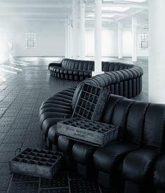Billedresultat for de sede sofa tactile