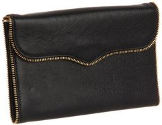 Rebecca Minkoff Mab Chain 15DIMBCF12 Wallet,Black,One « Holiday Adds