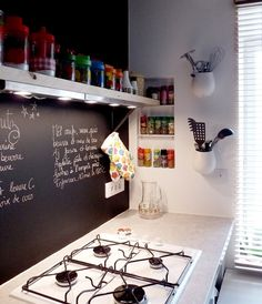 1000 images about cuisine on pinterest organising tips organize spices and tag art. Black Bedroom Furniture Sets. Home Design Ideas