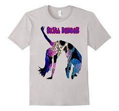 Dancer Skull Halloween T-Shirt, http://a.co/9j9npqF