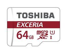 microSDXC #Toshiba Exceria U1 Classe 10 - 64Go pour 12€ ! 🔥 Livraison gratuite 👌 #bonplan