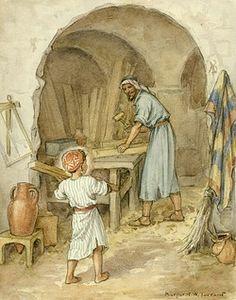 The Boyhood of Jesus.