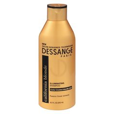 Salon Exclusive Techniques Dessange Paris Illuminating Shampoo Passion Flower Extracts Oz *** You can find more details by visiting the image link. (This is an affiliate link and I receive a commission for the sales) Bleach Blonde Hair, Color Shampoo, Passion Flower, Salon Design, Paris, Blonde Color, Vodka Bottle, Salons, Hair Care