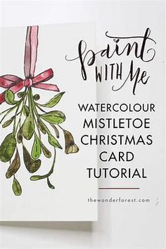 dcd0c2c4c4c Image result for watercolor christmas paintings Christmas Art
