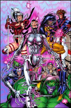 s Portacio Puzzle Variants WildStorm Comics Image Comics Characters, Comic Book Characters, Comic Character, Comic Books Art, Dc Comics, Anime Comics, Book Cover Art, Comic Book Covers, Jim Lee Art