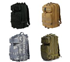 The Elephantis our classic tactical back pack. Great for your next adventure whatever it may be. You need a durable and spacious backpack specially designed to
