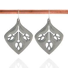 Elodie earrings from Alisha Louise Designs