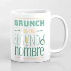 Ideas de regalos geniales perfectos para brunch lovers. Si tienes algún amigo/a a quien le encanta el brunch, aquí vas a encontrar buenas ideas para escoger el regalo perfecto, que sea para la Navidad o para un cumpleaños o, simplemente, porque sí. Esta taza es la idea regalo perfecta para un verdadero brunch lover.