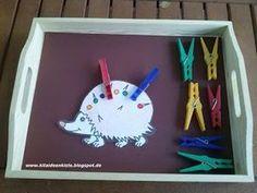 Kita - Ideenkiste! Nicht nur für ErzieherInnen!: Lern- und Aktionstabletts 12