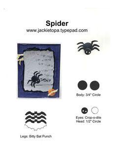 Punch Art Spider