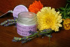 Calendula and Lavender Soothing Salve by EssentialApothecary