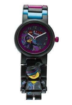 LUCY WLYDSTYLE #reloj de #LaGranAventuraLEGO #LEGOTheMovie #Despertador #LEGO #Reloj #Watch #Alarm Clock #Niña #Girl #Lucy #WildStyle