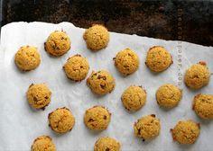 Pumpkin Spice Coconut Macaroons (grain/dairy/nut/egg free) : The Urban Poser
