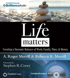 Life Matters Audio CD