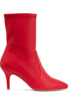 4c4fef458e Red boots are the sartorial equivalent of red lipstick - they instantly  lift any outfit and
