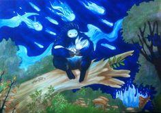 Ori And The Blind Forest fan art by sperojessy on @DeviantArt