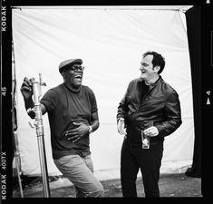 BROTHERTEDD.COM Quentin Tarantino, Tarantino Films, Pulp Fiction, The Hateful Eight, Samuel Jackson, Ensemble Cast, Black Actors, Chef D Oeuvre, French Films