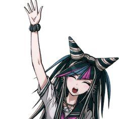 The Danganronpa Ibuki, Danganronpa Game, Danganronpa Characters, I Think Your Cute, Ibuki Mioda, Video Game Characters, Kenma, Webtoon, Cool Girl