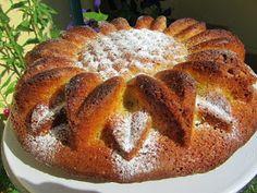 Bizcocho mediterráneo cocina tradicional