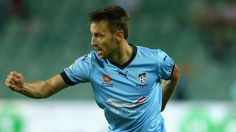 Milos Ninkovic scores 88m winner for Sydney FC in #SydneyDerby.