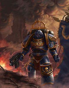 ArtStation - Warhammer 40,000 Fun Art, Sergey Nagornov