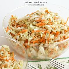 Cooking Recipes, Healthy Recipes, Healthy Food, Potato Salad, Cabbage, Salads, Food And Drink, Treats, Vegetables