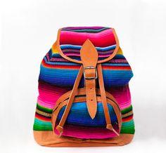 // A rainbow bag - I so so want