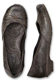 Born Charlotte Slip-On Shoes. These are super cute in Brown! Very comfy!!