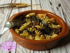 Pasta+al+Forno+con+Cime+di+Rapa+e+Salsiccia