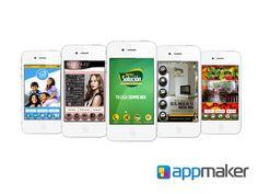 APLICACIONES MÓVILES ¿Con una aplicación móvil mi empresa está disponible las 24 horas del día? APP MAKER TE DICE Gracias a los smartphones o dispositivos inteligentes, cualquier persona puede estar conectado a tu empresa las 24 horas del día y a través de las apps, aumentar la eficiencia, reducir costos o hacer crecer las ventas y el branding. En APP MAKER podemos diseñar una aplicación para cada necesidad, no importando de qué tamaño sea la empresa. www.appmaker.mx