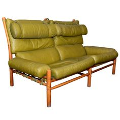 Swedish 1970s Sofa by Arne Norell