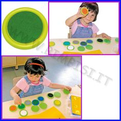 MEMORY DEL COLORE    Un nuovissimo Memory con i bottoni colorati!