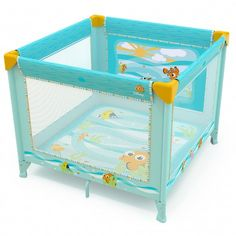 FINDING NEMO Fins & Friends Square Playard Sooooo much better than those stupid compact ones!