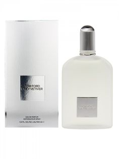 Tom Ford Grey Vetiver Eau De Parfume Spray for Men, 3.4 Ounce. Designed for men. For casual use. This product is made of high quality material.