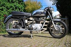 1963 Royal Enfield Crusader
